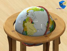 GLOBE STAND