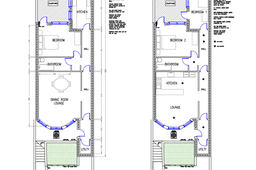 proposed house conversion