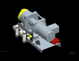 ATV winch 3500 lbs