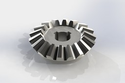 Request: Piñon conico helicoidal / spiral bevel pinion