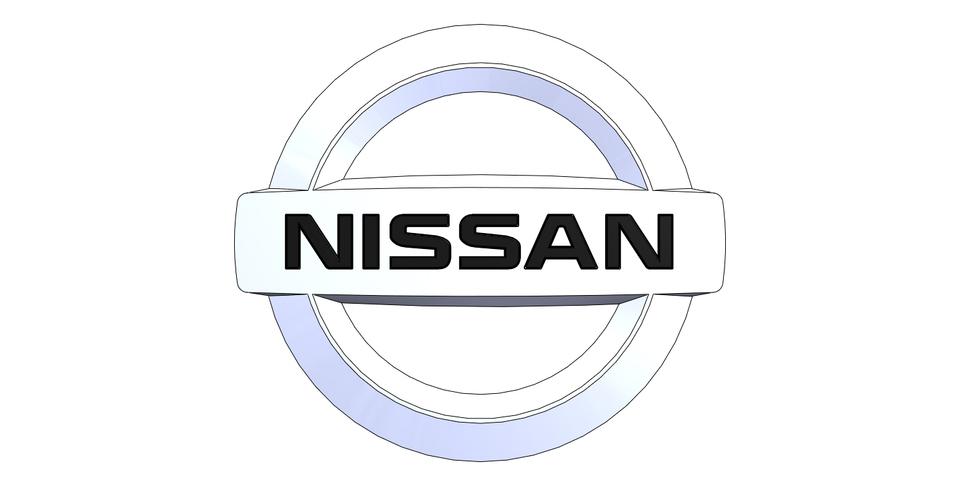 nissan 128x128 logotip