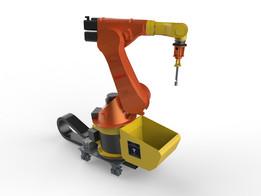 Kuka robotic system