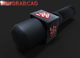 WWF Microphone