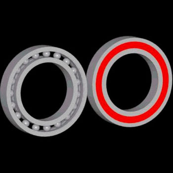 Deep Groove Ball Bearing, with 477 Instances