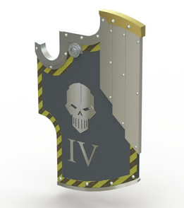 Warhammer 40000 Boarding Shield