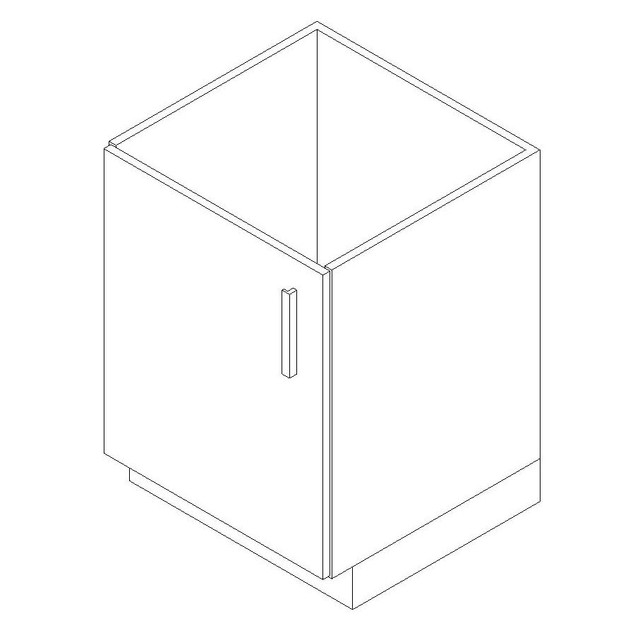 Kitchen cabinets - revit families | 3D CAD Model Library | GrabCAD