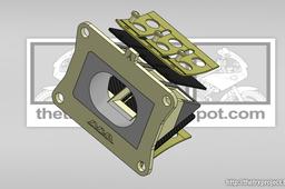 Honda NSR 125 reed valve