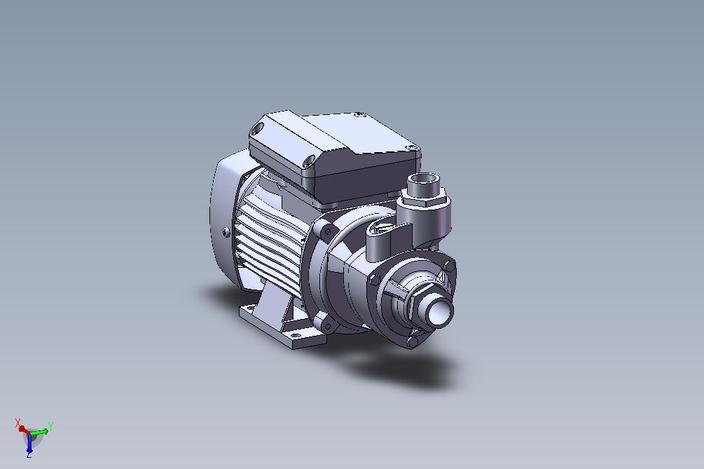 Model Water Pump Water Pump