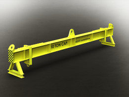 Adjustable Spreader (lifting) beam