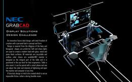NEC Display Solutions Design Challenge