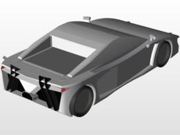Concept car.