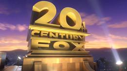 20th century fox 3d model.