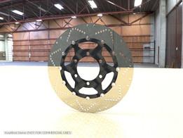 flowting brake rotor