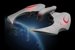 Battlestar Galactica: Cylon raider