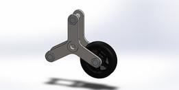 Basit Lastik tekerler ( Simple rubber wheel)