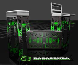 rabaconda work table