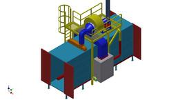 Corona Industrial Oven