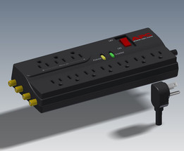 APC 10 Outlet Surge Protector
