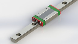HiWin MGN 12H linear guide