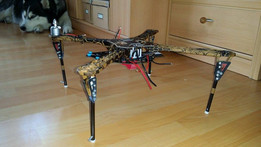 DJI f450 quadcopter Landing Gear