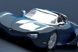 """Rhino"" Super Car Body Challenge"