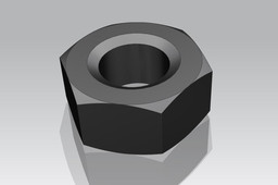 NX - DIN934 Hex Nut - M1 to M100