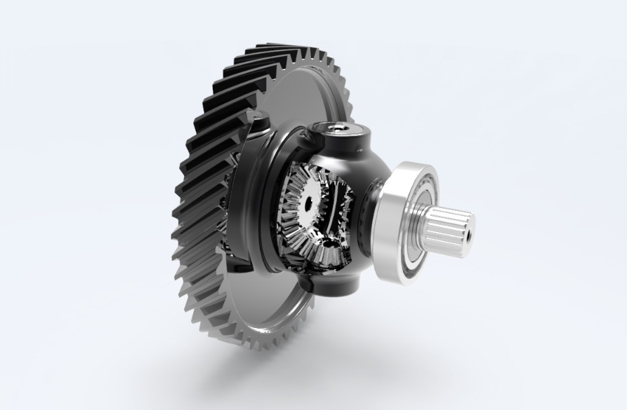 DSG Gearbox | 3D CAD Model Library | GrabCAD
