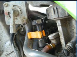 Carburetor Choke Key