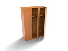 wardrobe 3-folding