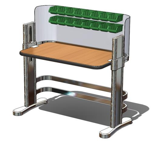 Workbench Table tumbler