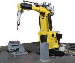 Model of robot ACMA XR701