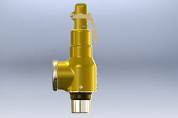 SAFETY RELIEF VALVE 1.5MNPT X 2FNPT