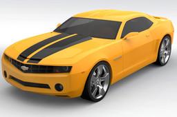 Chevrolet Camaro concept 2010