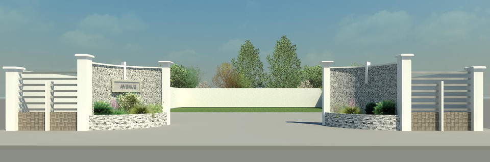 compound wall Autodesk Revit 3D CAD model GrabCAD