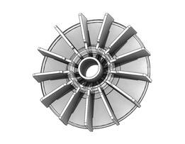 Helice Motor eletrico WEG