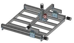 OX CNC Variant - V Slot/C Beam Hybrid