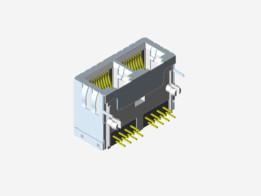 FCI RJ45 Connector