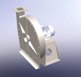 Blower (centrifugal fan)