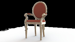 isabelline chair