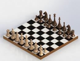 chess boar
