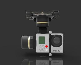 Gimbal Mini 3D (Feiyutech) for GoPro