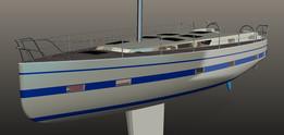 SailBOAT 14m60cm