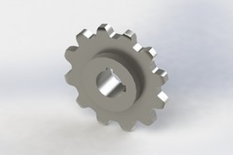 Request: #25 chain 12 teeth sprocket