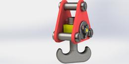 Crane Hook  - Gancho de grúa - KL Narayan Machine Design