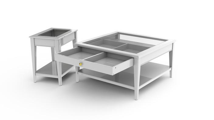 Pics Photos 3d Models Ikea Liatorp Coffee Table