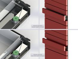 Cleveron's parcel terminal drawer concept