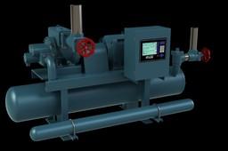 125HP Screw Compressor