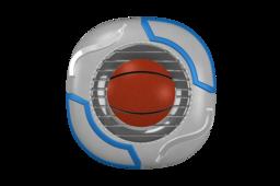 Basketball Pump Pebble