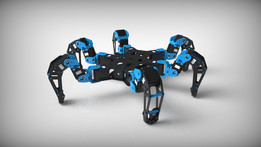 PhantomX Hexapod Mark II