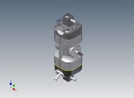 Twin Cylinder Motor